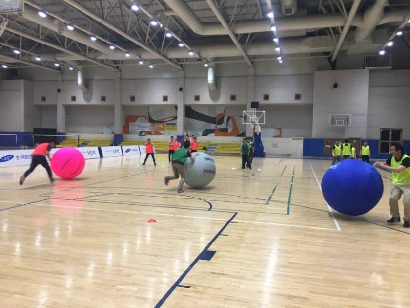 KIN BALL 8 | 이너트립