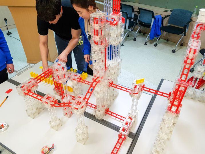 ball cube challenge 1 | 이너트립