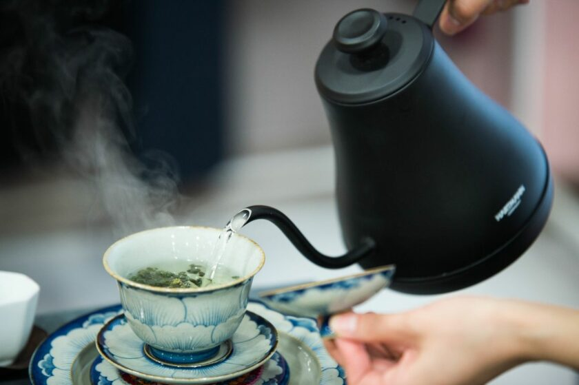 tea class 5 | 이너트립