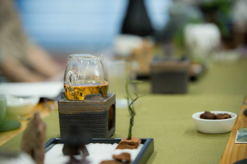 tea class 9 | 이너트립