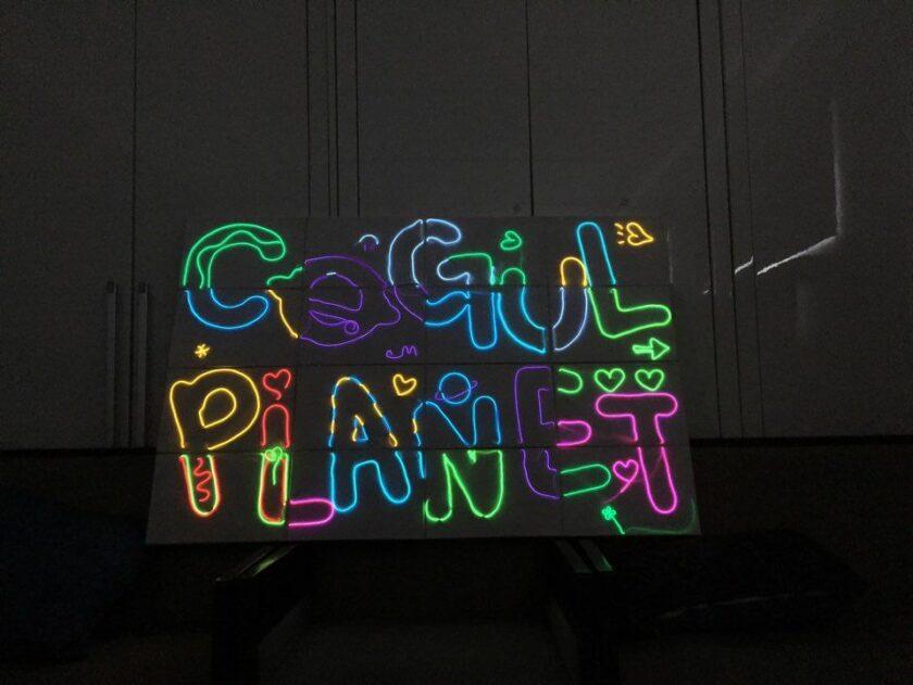 team neon sign 7 | 이너트립