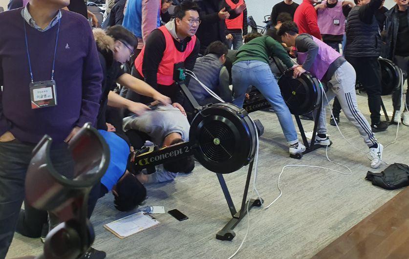 team rowing 14 | 이너트립