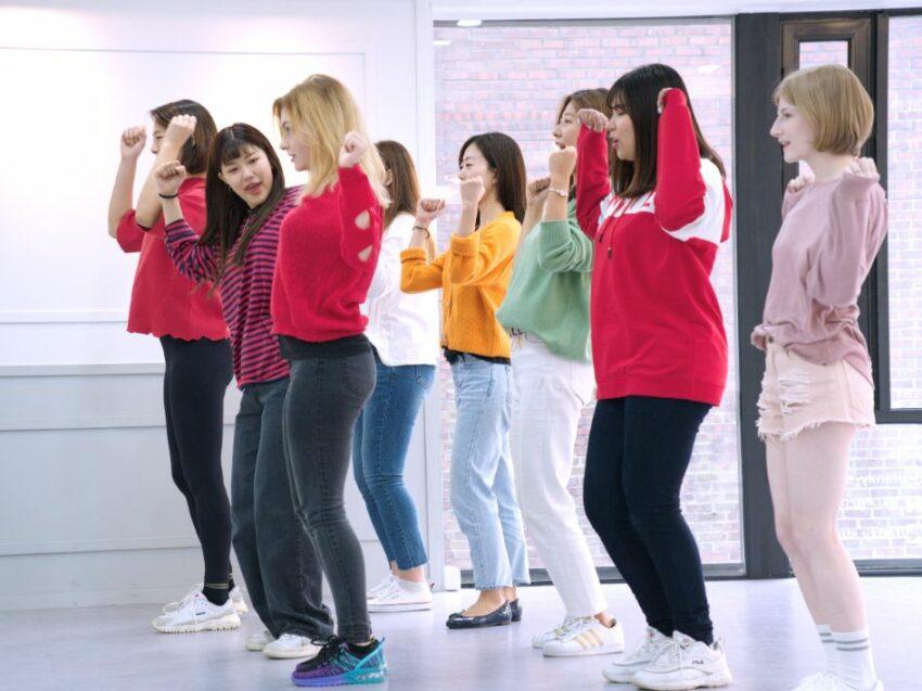 dance workshop 2 | 이너트립