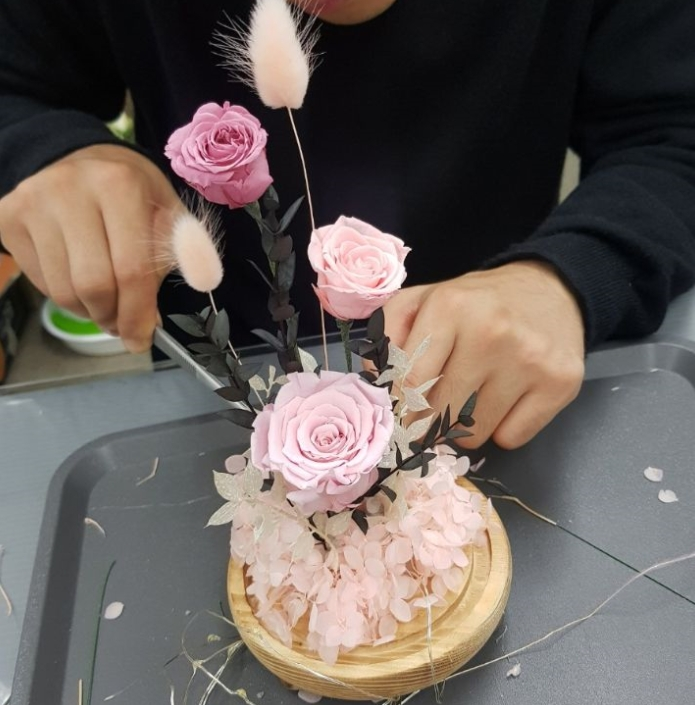 flower mood lighting live 17 | 이너트립