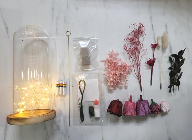 flower mood lighting live | 이너트립