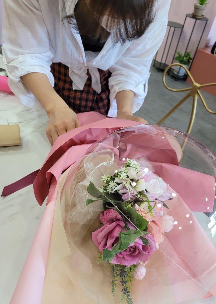 flower ballon 14 1   이너트립