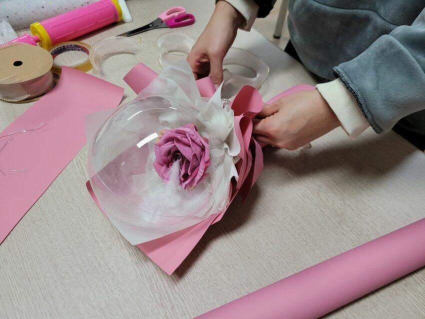 flower ballon live 2 | 이너트립