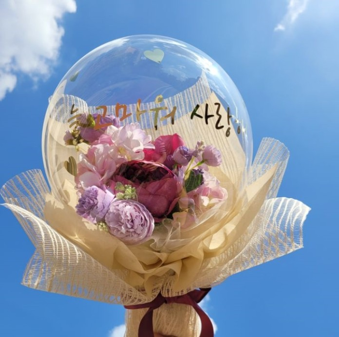 flower ballon live thumb | 이너트립