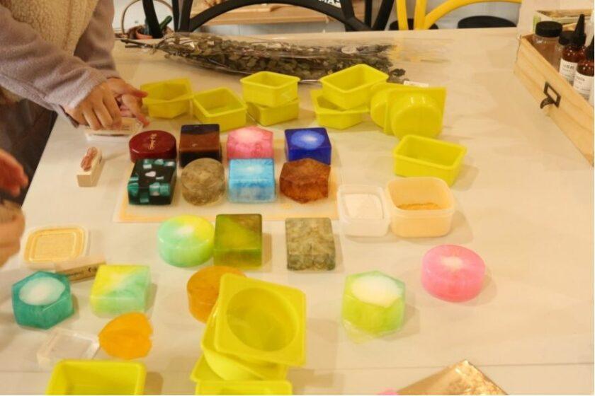 natural soap 3 1 | 이너트립
