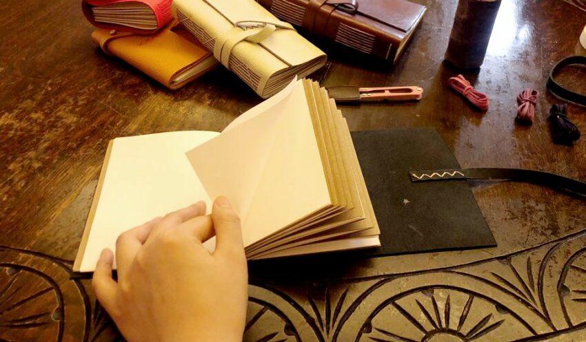 book binding 2   이너트립